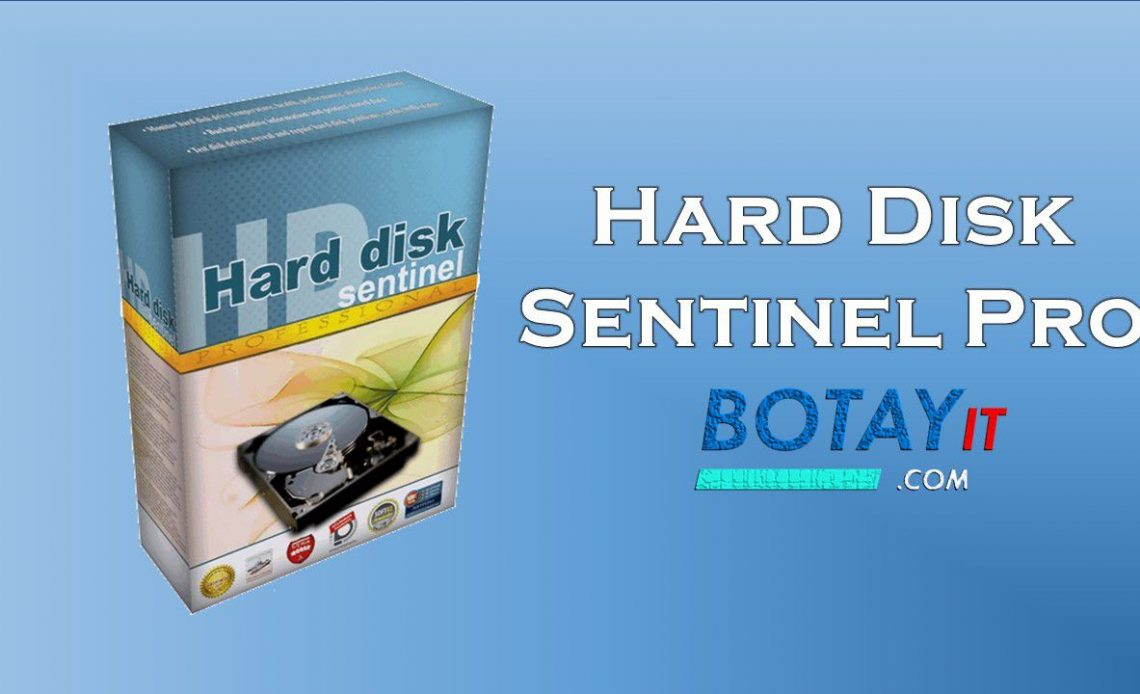 Hard Disk Sentinel Pro free download full crack