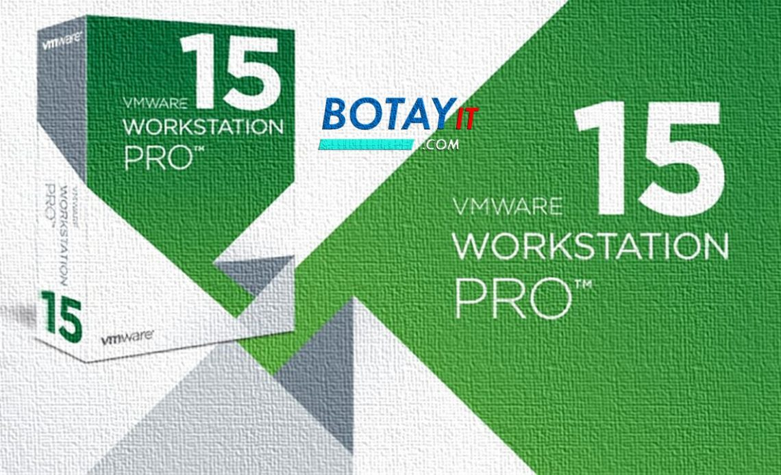 download VMware Workstation 15 Pro moi nhat
