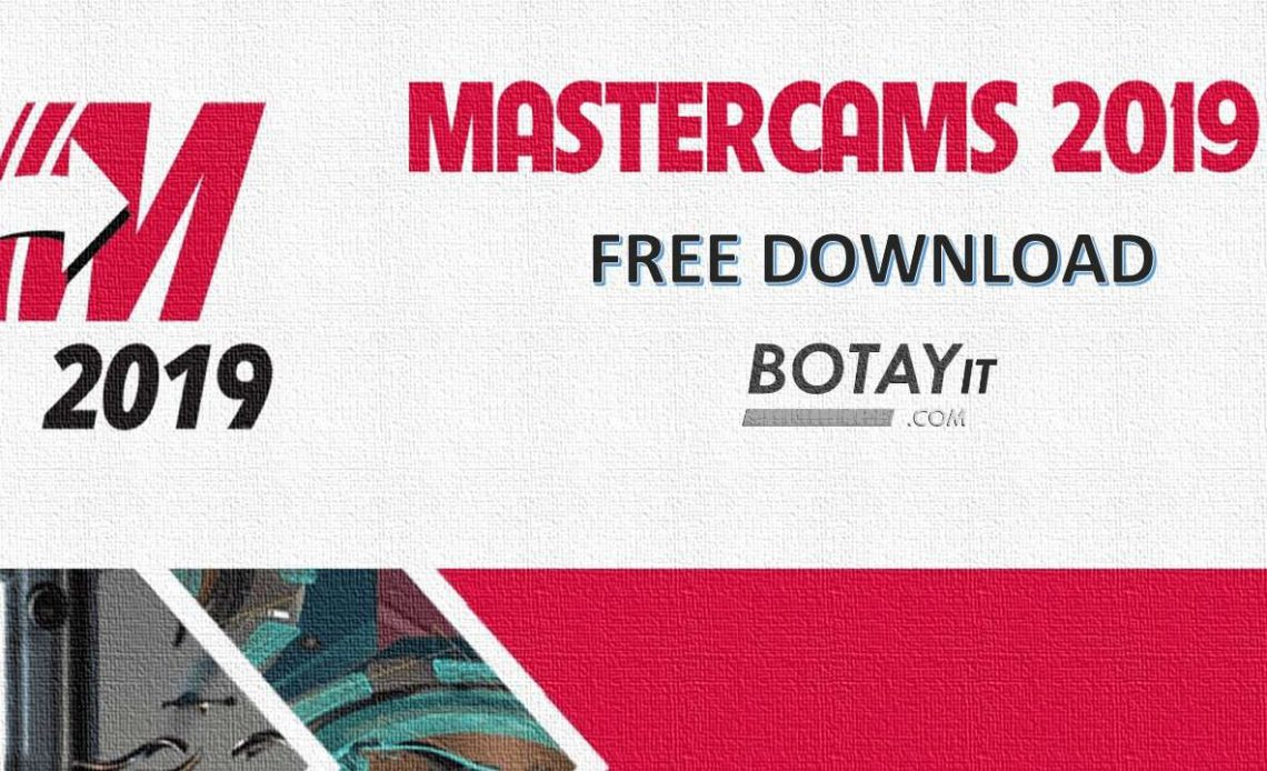 tải mastercams 2019 full crack