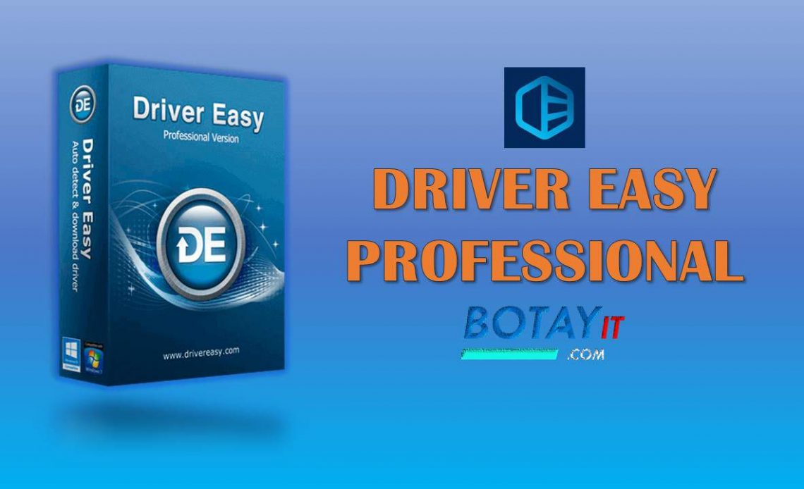 Driver Easy Professional full key