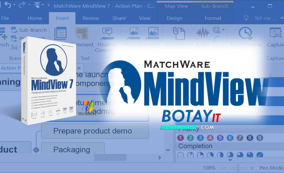 download MatchWare MindView Business Edition