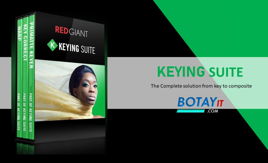 Red Giant Keying Suite free download