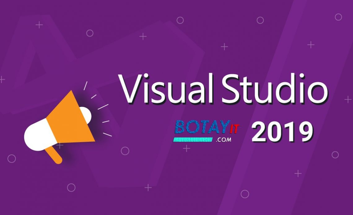 Visual Studio 2019 free download
