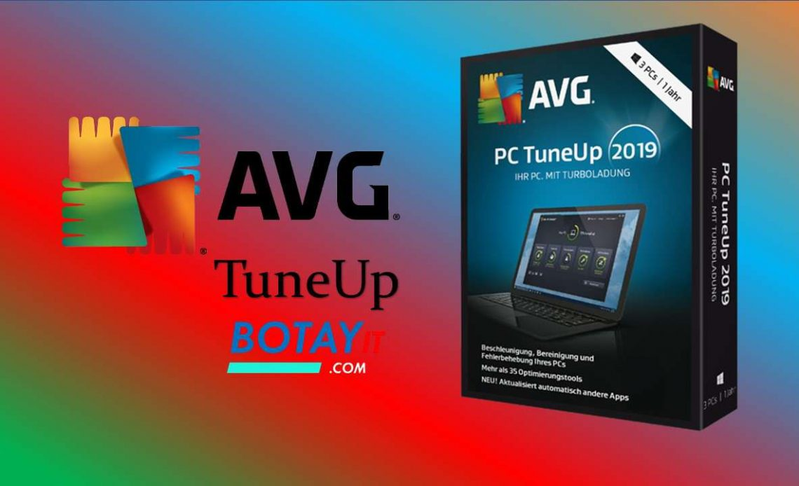 AVG TuneUp 2019 full crack