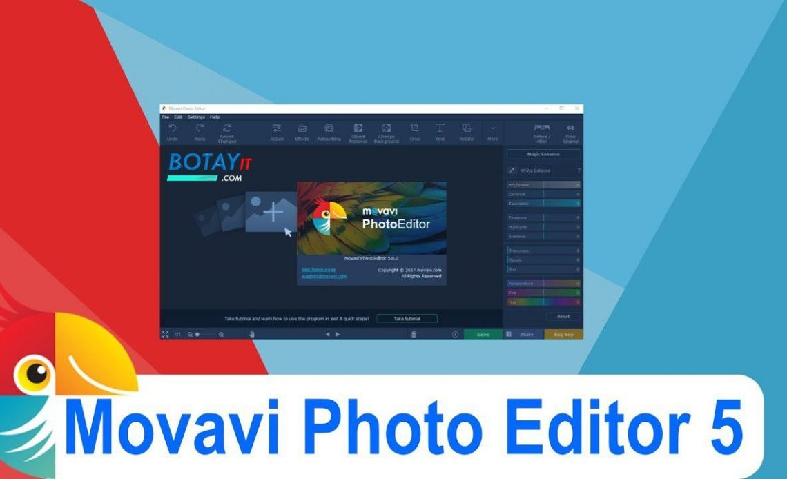 Movavi Photo Editor 5 full crack