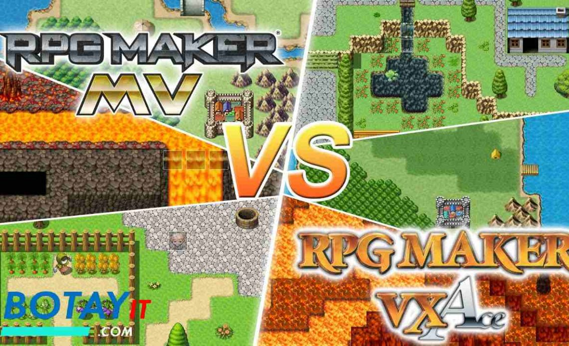 RPG Maker MV And VX Ace full crack