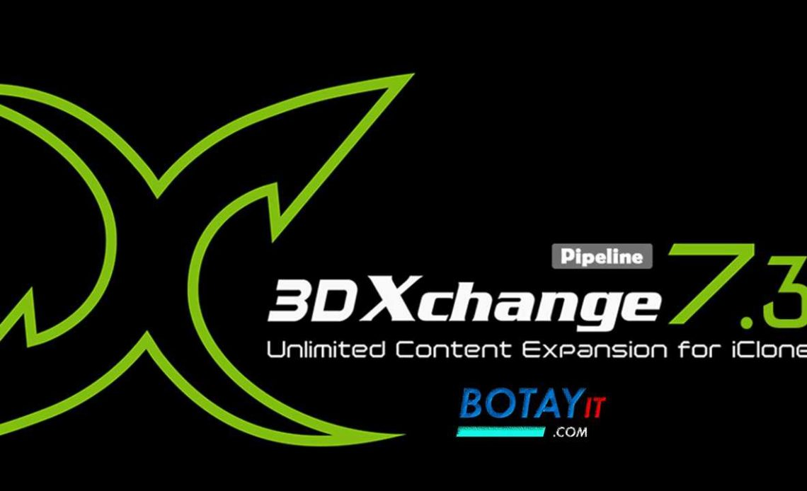 Reallusion 3DXchange Pipeline 2019 full crack