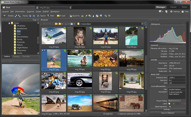 Download Zoner Photo Studio X 19 Full Crack