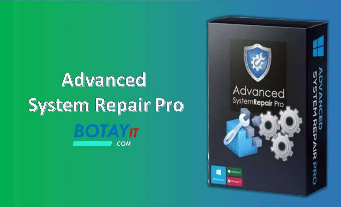 Advanced System Repair Pro full crack