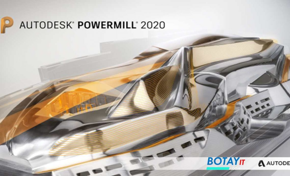 download Autodesk Powermill Ultimate 2020 crack