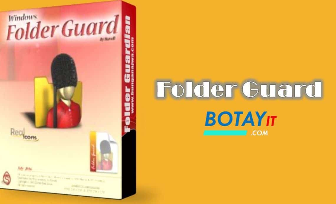 Folder Guard 2019 full crack