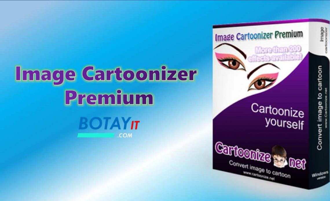 Image Cartoonizer Premium full crack