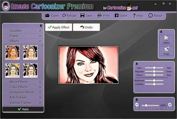 Image Cartoonizer Premium full active
