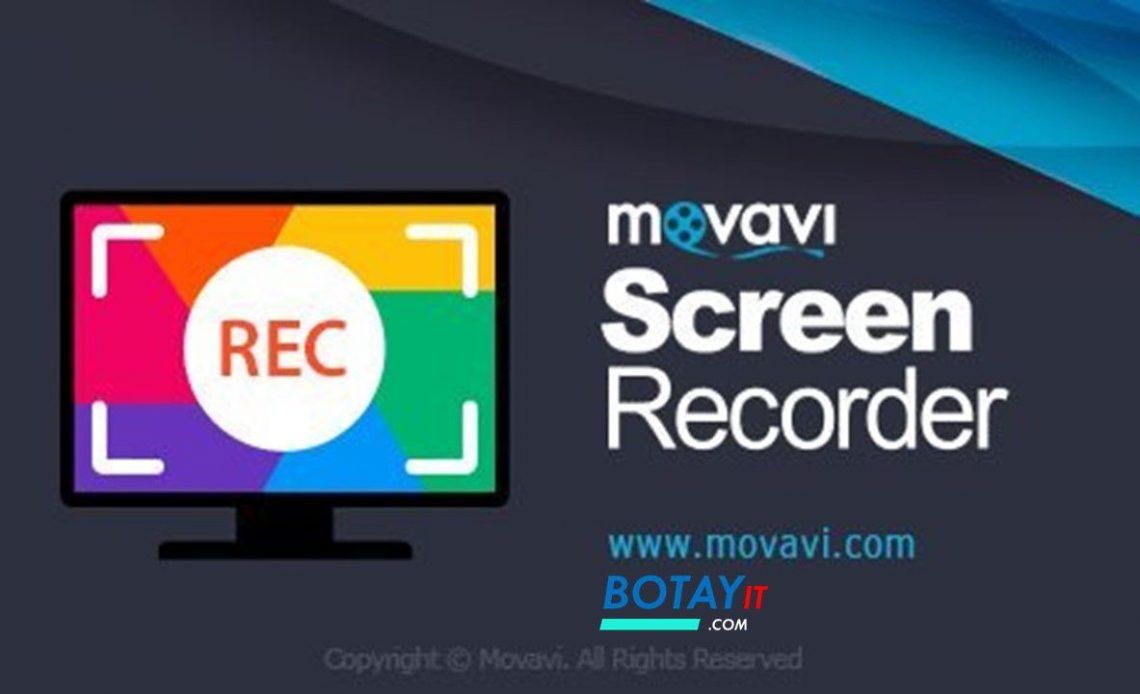 Movavi Screen Recorder 2019 full crack