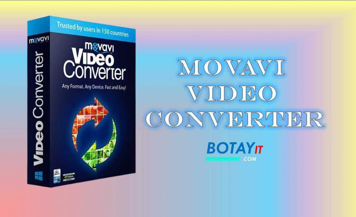 Movavi Video Converter 2019 full crack