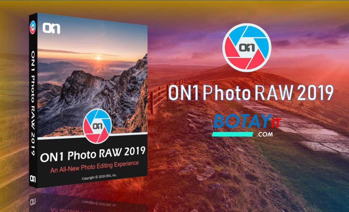 download ON1 Photo RAW 2019 full crack
