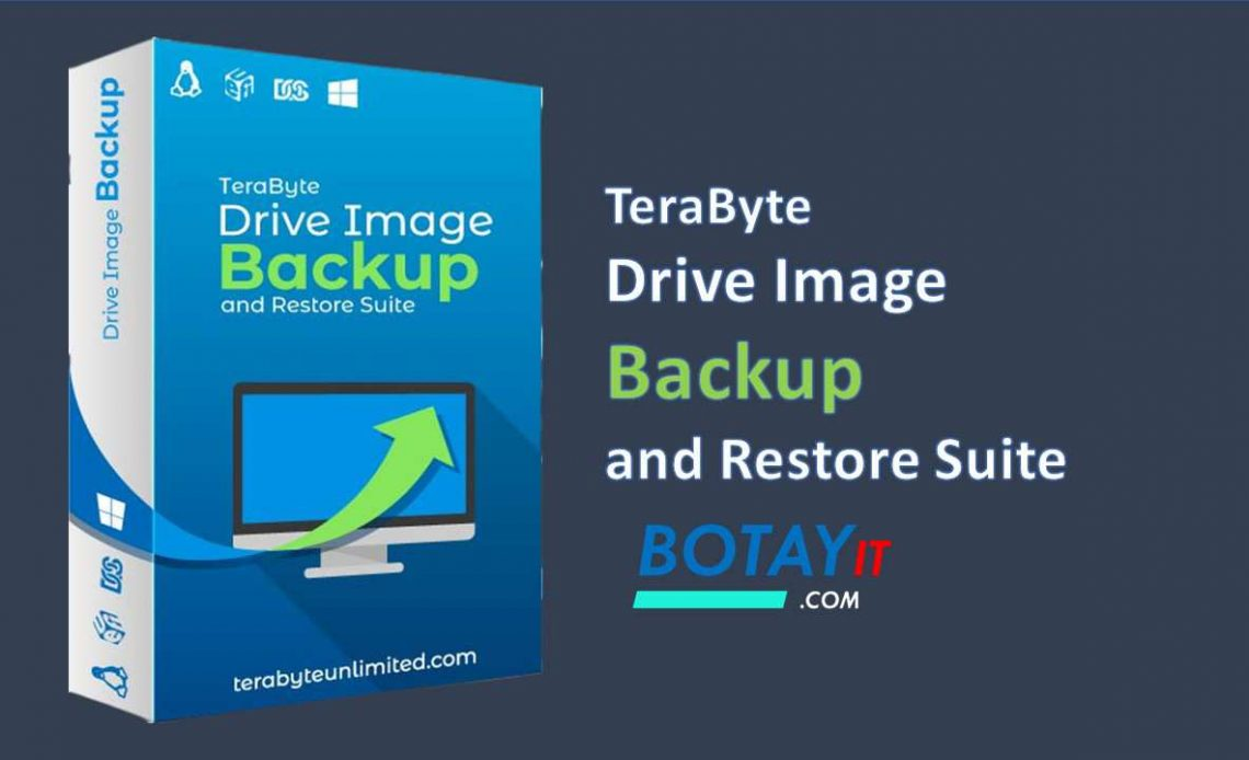 TeraByte Drive Image Backup and Restore Suite full crack