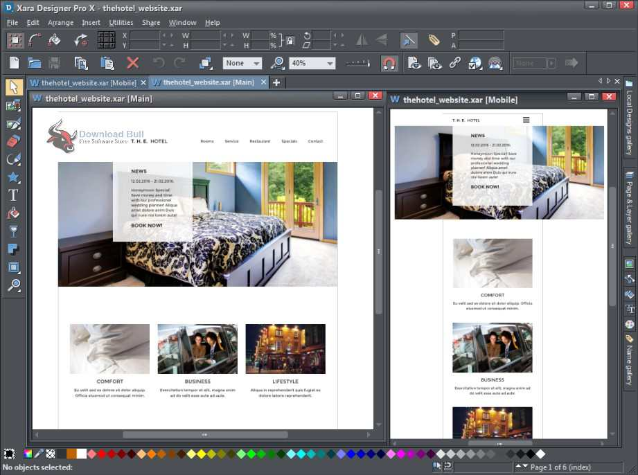 download Xara Designer Pro X full crack