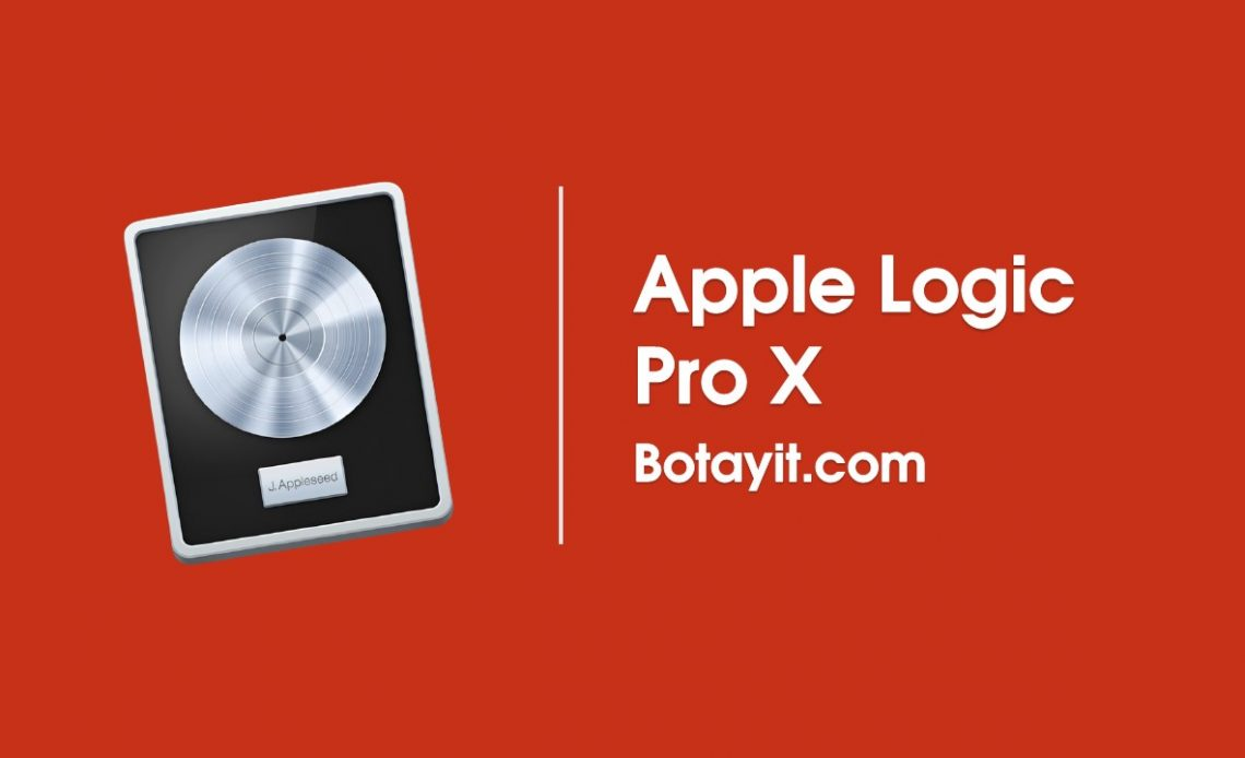tai Apple Logic Pro X crack
