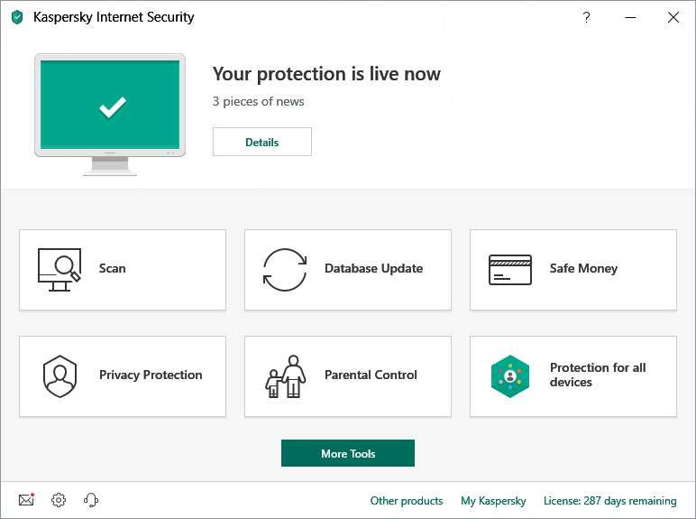 tải Kaspersky Internet Security 2019 full active