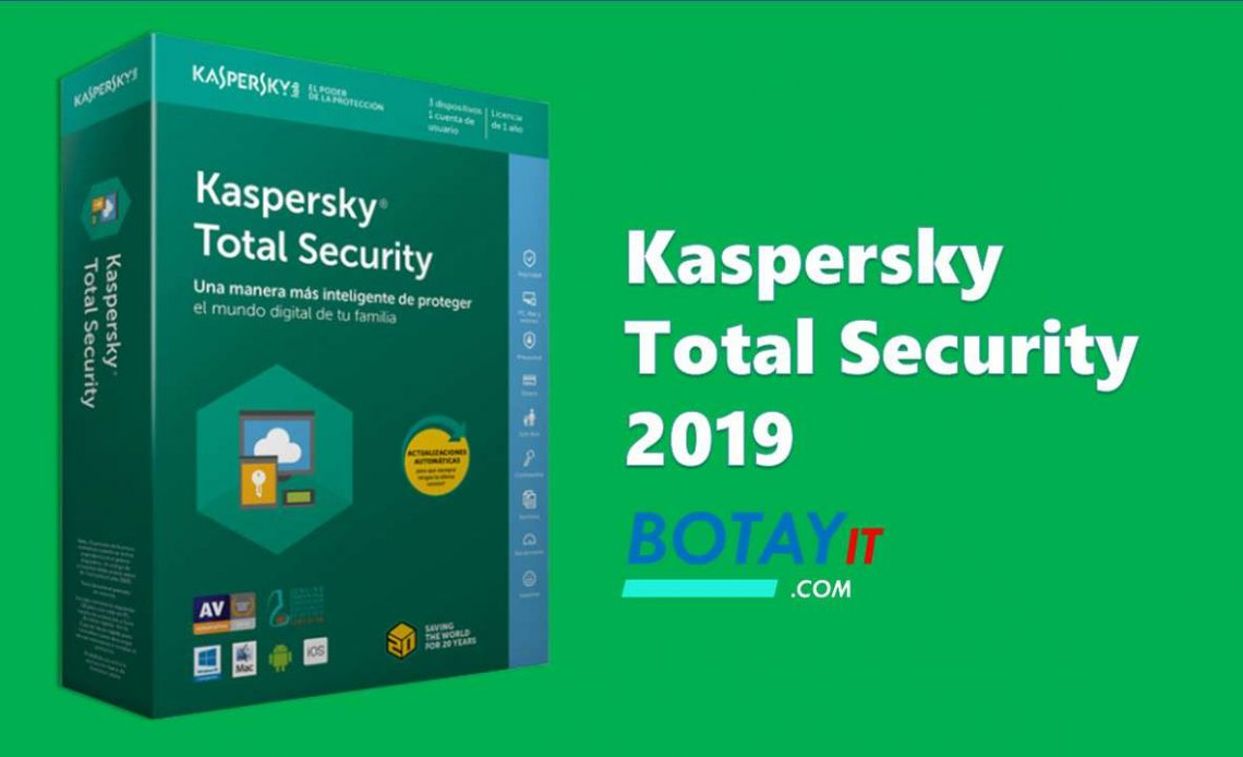 download Kaspersky Total Security 2019 full key active