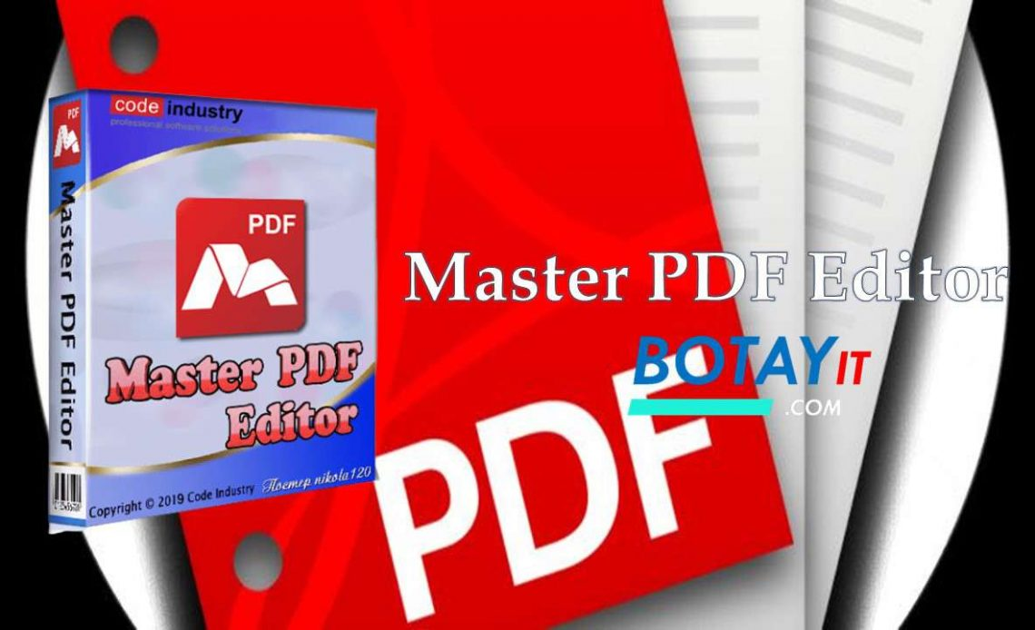 download Master PDF Editor Pro 2019