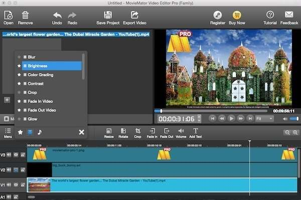 MovieMator Video Editor Pro 2019 full crack