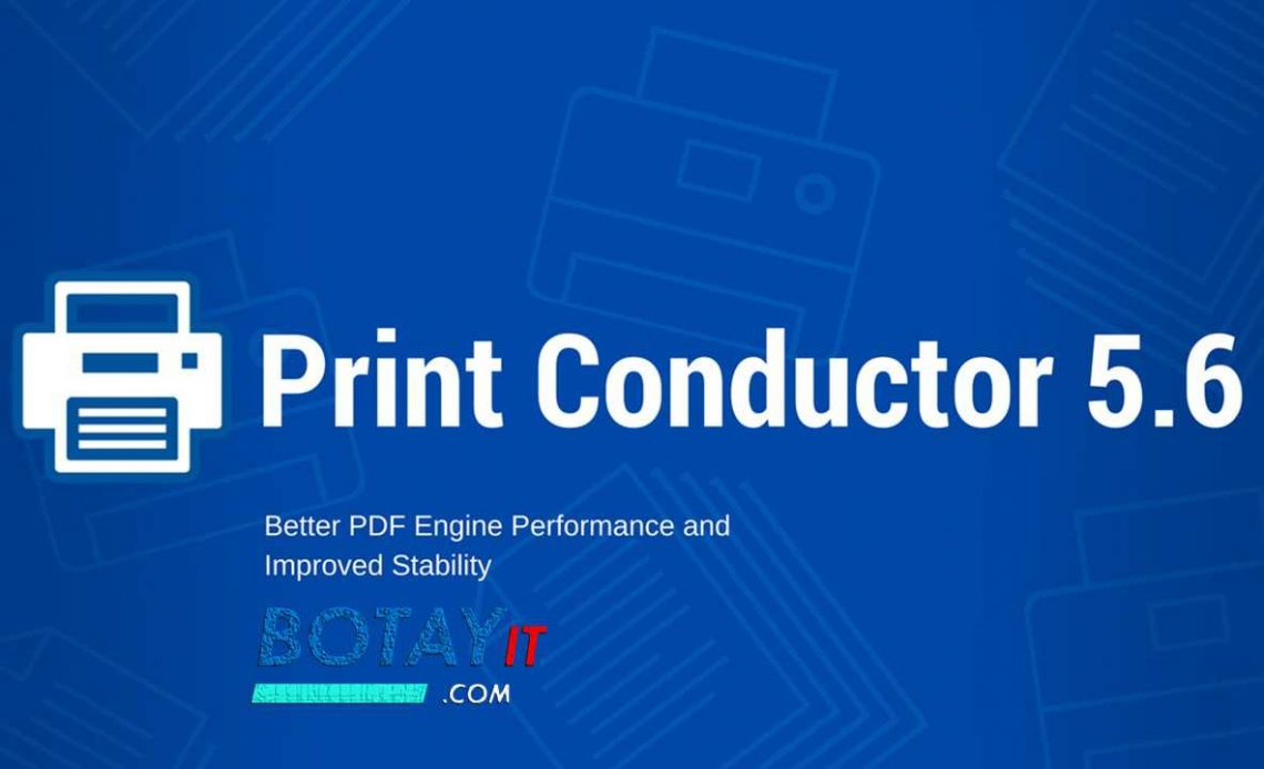 Print Conductor v6.2 full crack