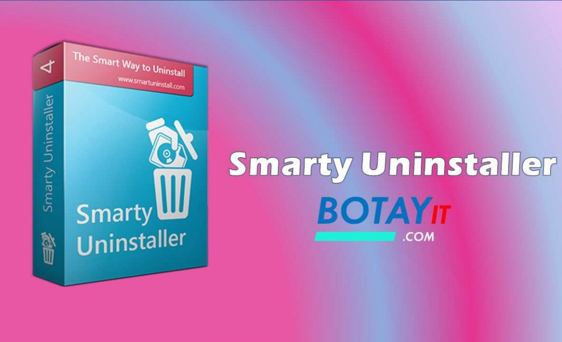 download Smarty Uninstaller 2019 full crack