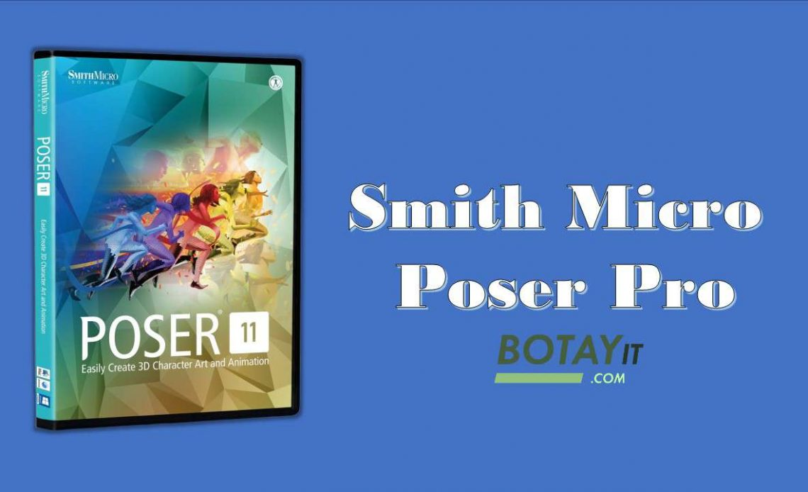 downlaod Poser Pro full crack