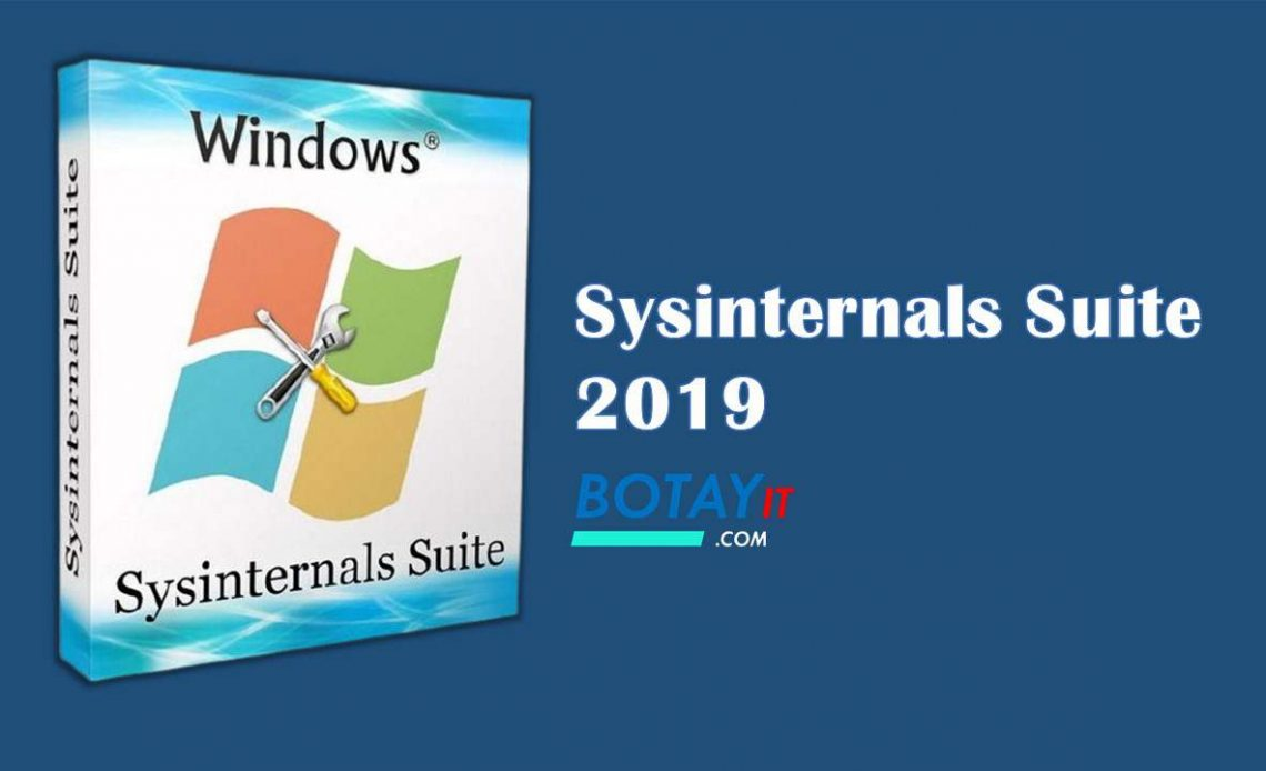 download Sysinternals Suite 2019 full crack