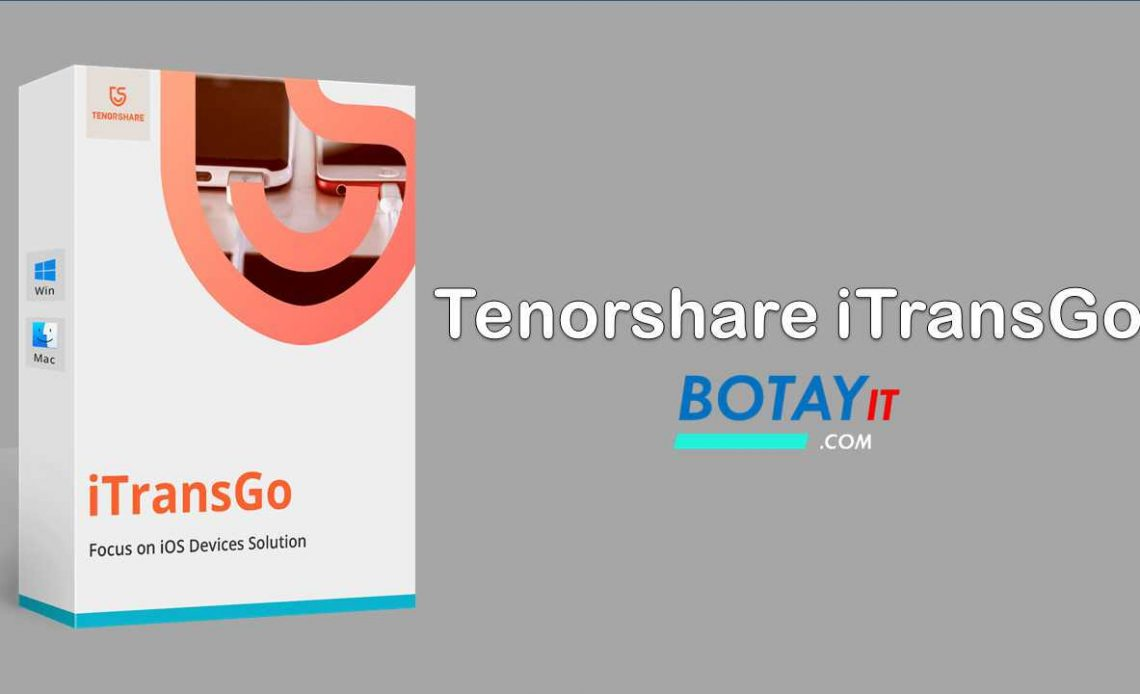 download Tenorshare iTransGo 2019 crack