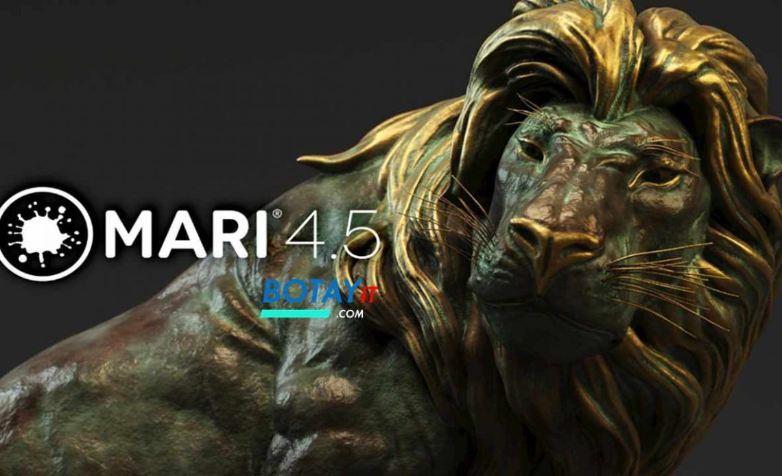 download The Foundry Mari 4.5 crack