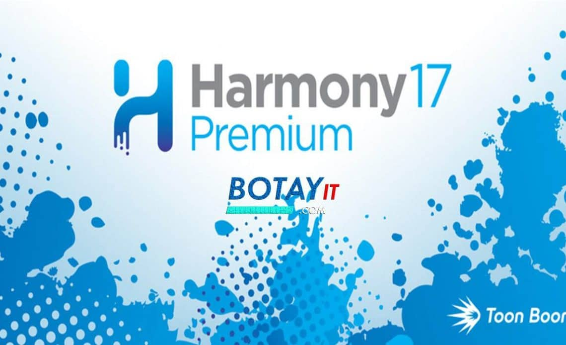 download Toon Boom Harmony Premium 17 full crack