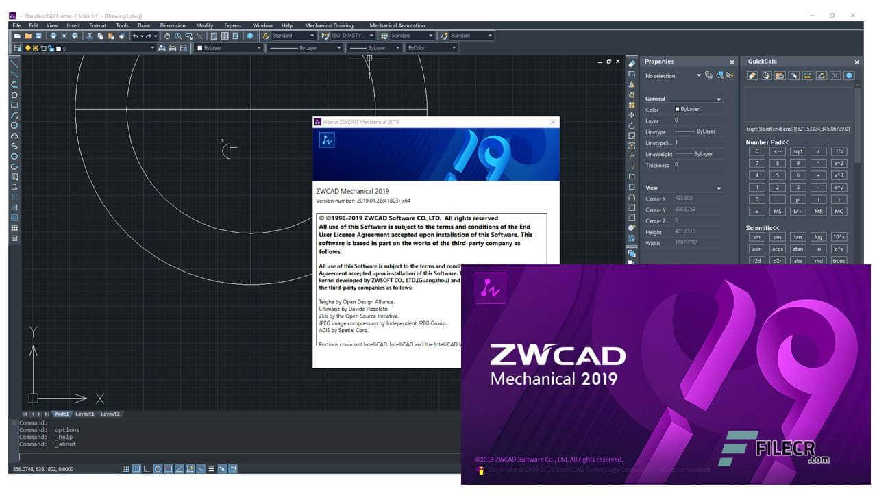 how to install ZWCAD Mechanical 2019