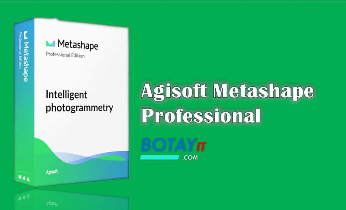 download Agisoft Metashape Professional 2019