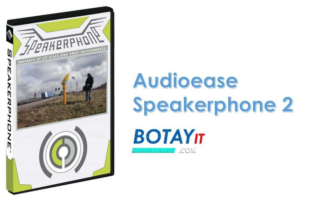 Audioease Speakerphone 2 for MacOS X crack
