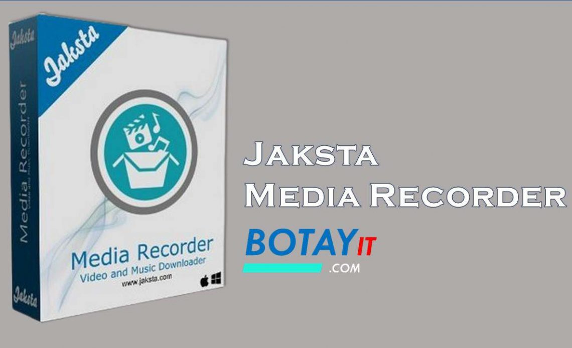 download Jaksta Media Recorder 2019 full crack