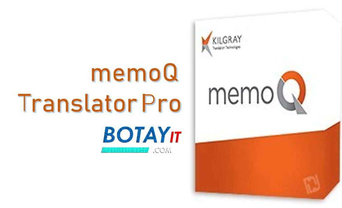 download memoQ Translator Pro 2019 full crack