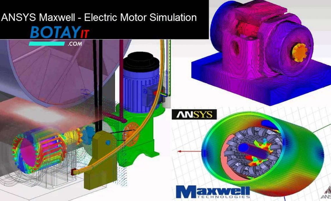 download ANSYS Maxwell 16 full active