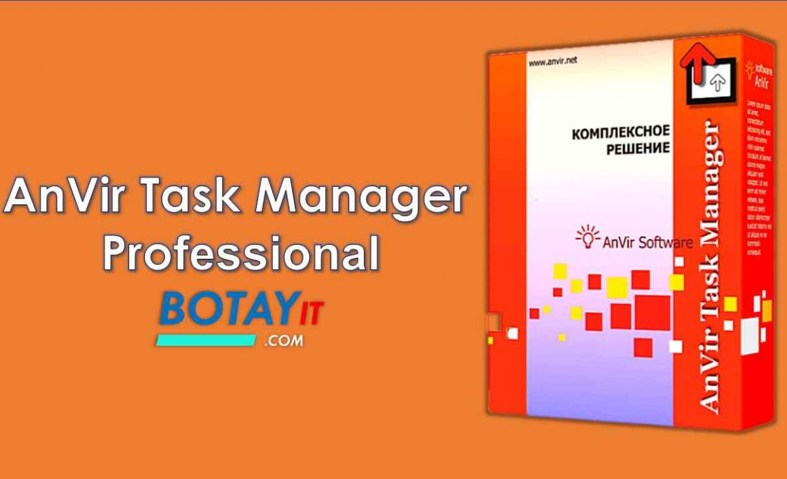 download AnVir Task Manager Pro crack