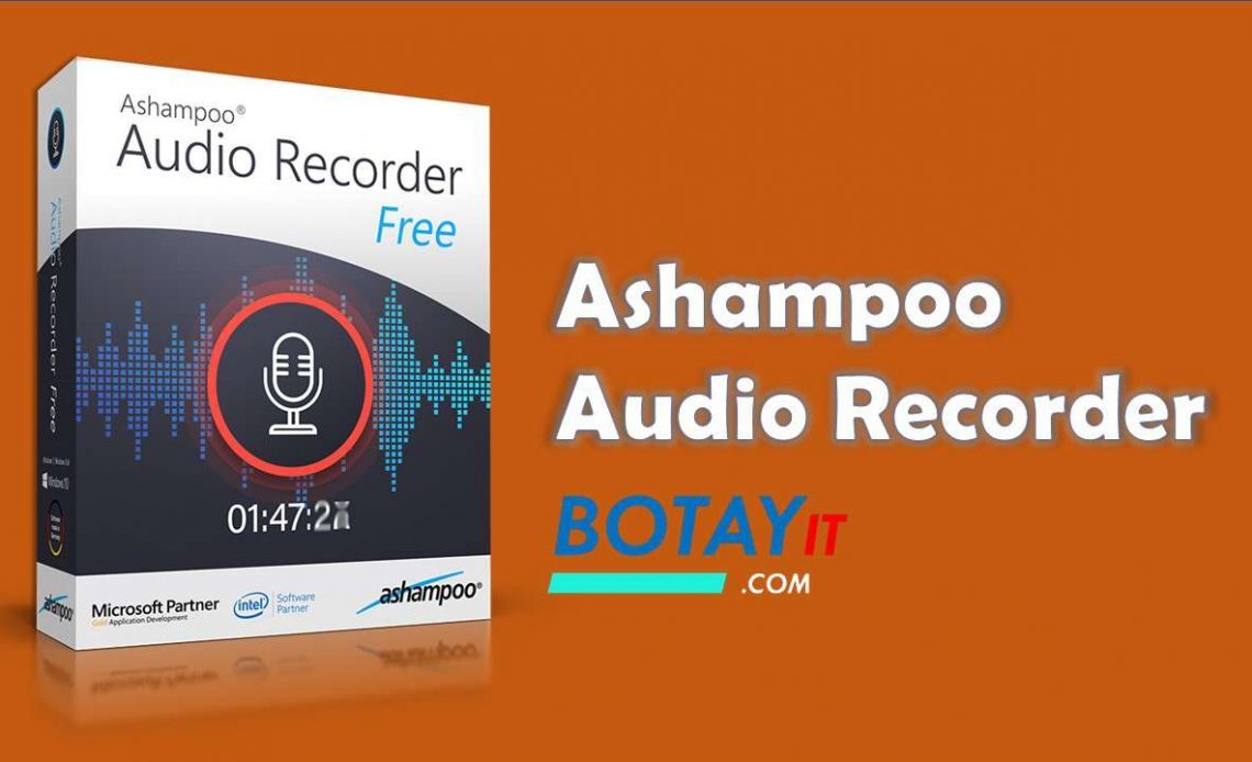 Ashampoo Audio Recorder full crack