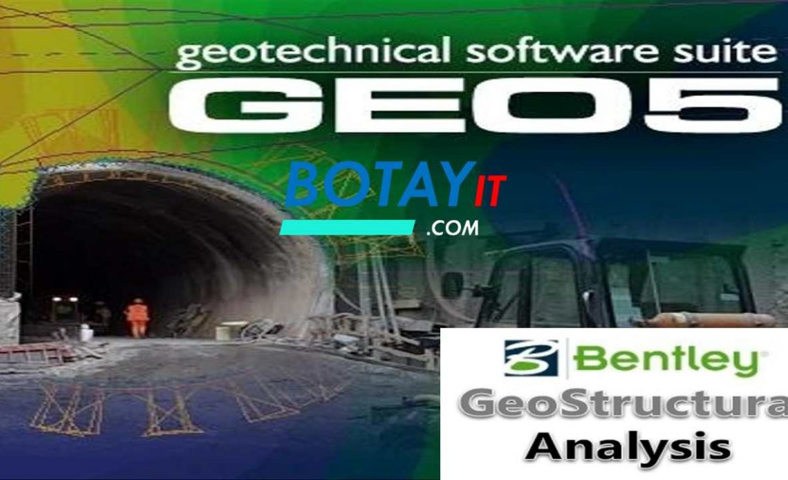 download Bentley GeoStructural Analysis