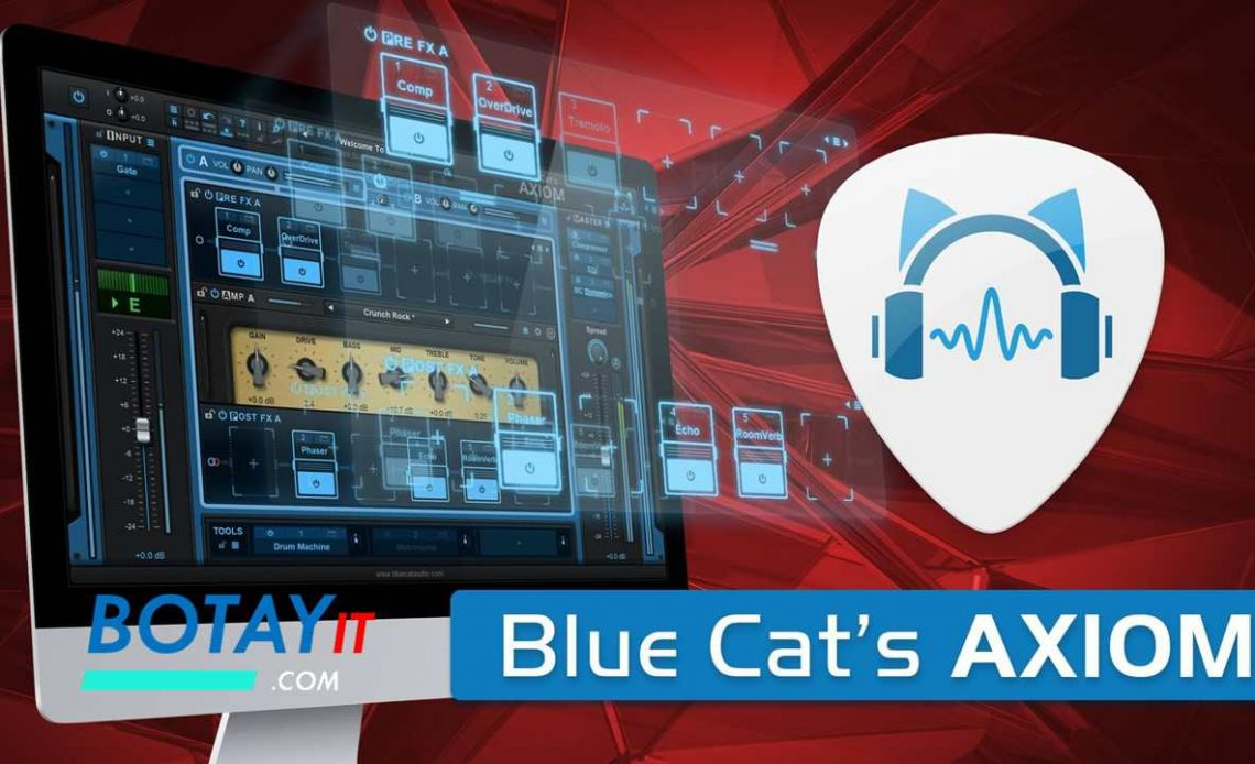 download Blue Cat Audio – Blue Cat's Axiom full crack