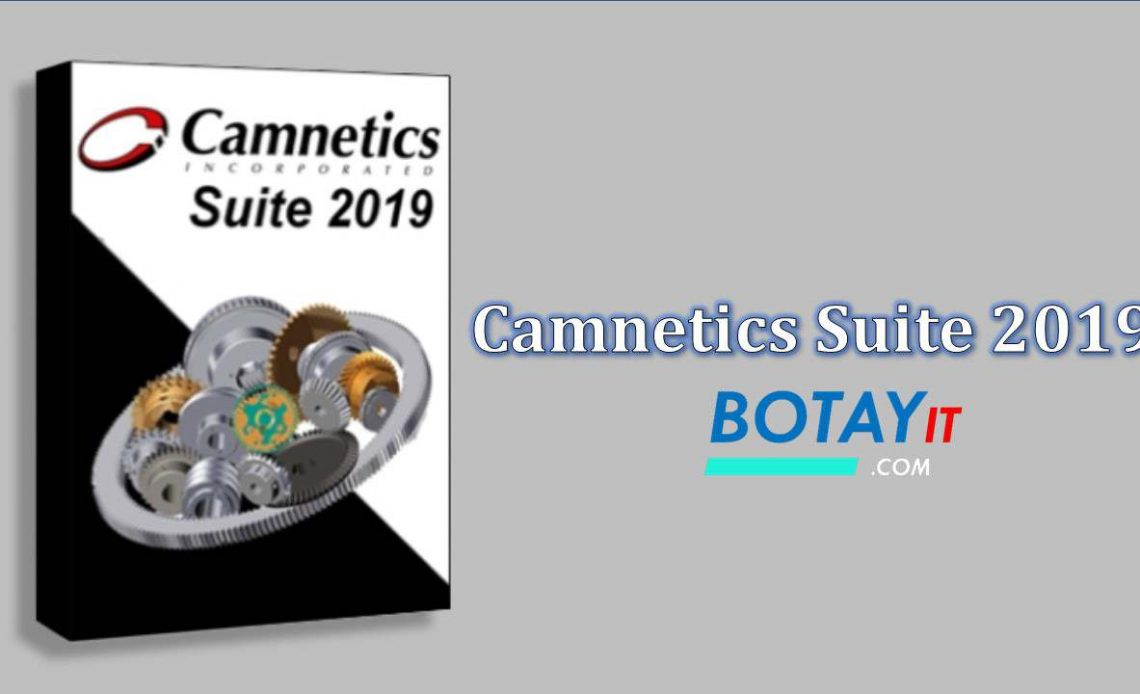 Camnetics Suite 2019 full active