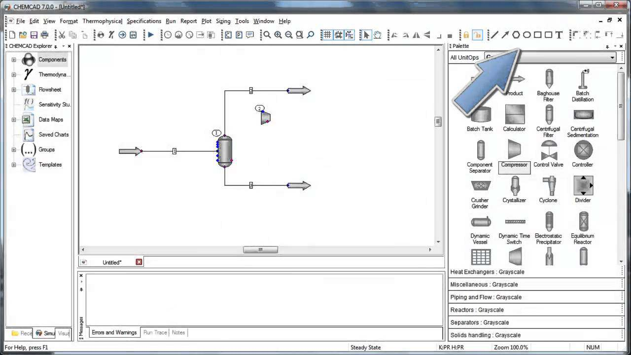 Chemstations CHEMCAD Suite 7 crack