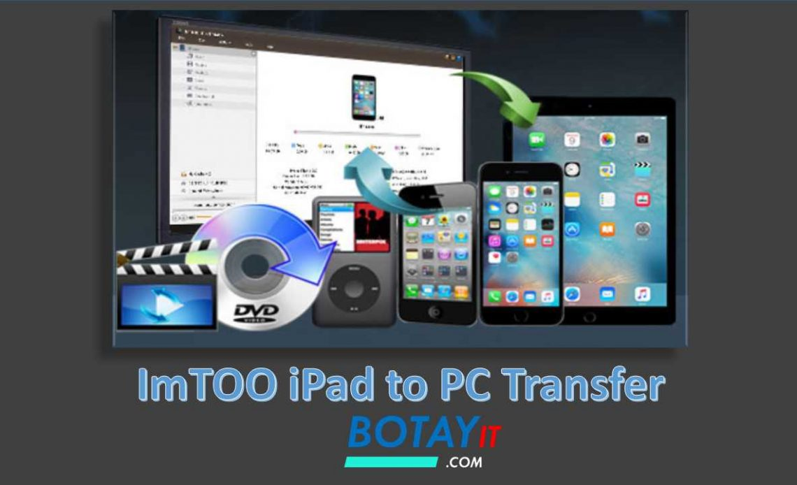 download ImTOO iPad to PC Transfer full crack