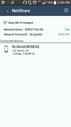 download Netshare - Vừa thu vừa phát wifi v1.80 free download full crack