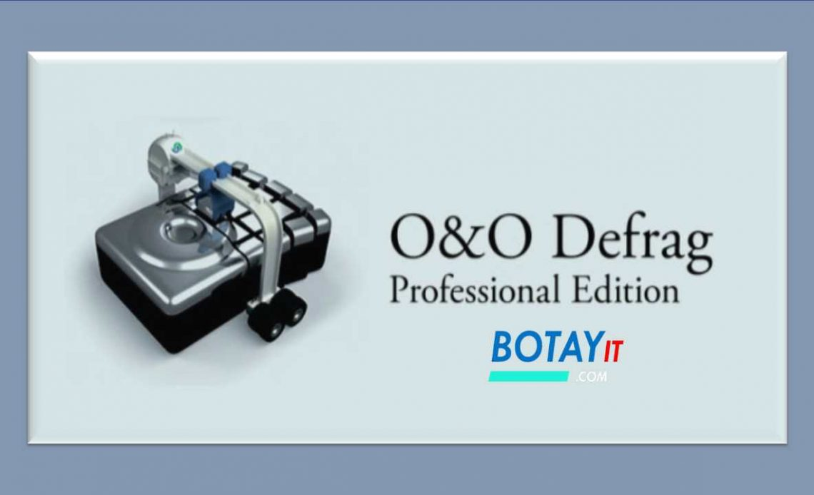 O&O Defrag Professional 23 full crack