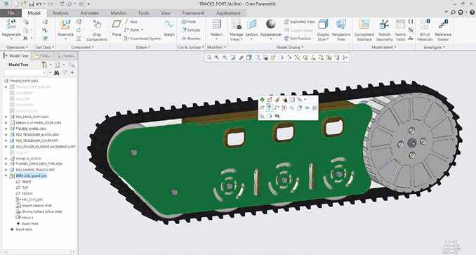 Download PTC Creo 6 full crack